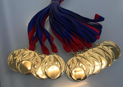 """1"""" medalje"""