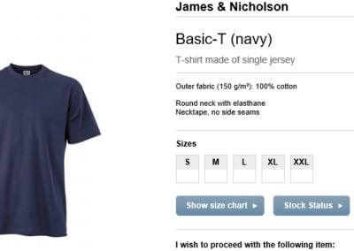 Basic-T (navy)
