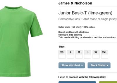 Junior Basic-T