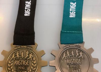3D vs. 2D medalje